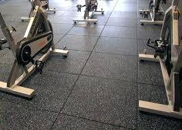 fitness flooring tiles best rubber images on gym workout room locker impress