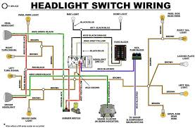eb headlight switch wiring diagram early bronco build list eb headlight switch wiring diagram