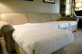 couch with no cushions