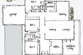 simple 3 bedroom house plans without garage elegant family house plans inspirational cool house floor plans