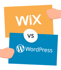 Wordpress Comparison Chart Wix Vs Wordpress Top 9 Differences You Should Be Aware Of
