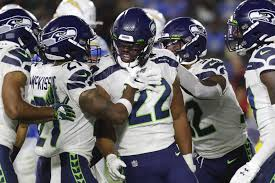 Seahawks Running Back Depth Chart Is Seahawks Running Back C J Prosise Getting His Last