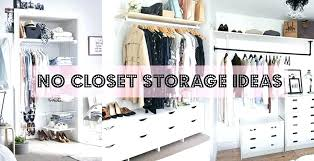 free 40 glamorous collection bedroom closet storage solutions no closet in bedroom solutions storage ideas for
