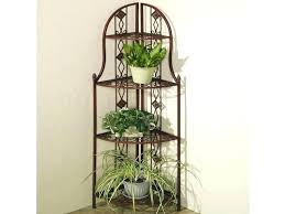 3 tier plant stand outdoor outdoor corner plant shelf metal corner 3 tier plant stands outdoor