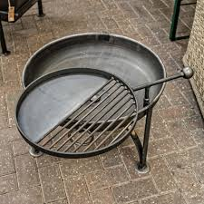 Fire Pit Swing Plain Jane Fire Pits With Swing Arm