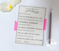 Gästebuchkarten Für Die Hochzeit Steckbrief Für Gäste