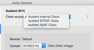 「AUDIENT INTERFACE Audio MIDI Setup」的圖片搜尋結果
