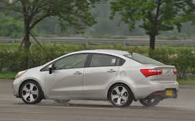 2012 Kia Rio - news, reviews, msrp, ratings with amazing images