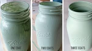 How To Decorate Mason Jars How To Paint Mason Jars Making Manzanita 24