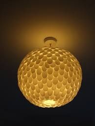 Spoon Lamp Shade Fugitives Of The Lab
