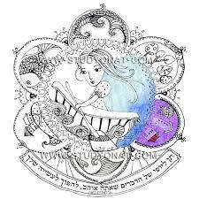 Digital Mandala Art Coloring Page Printable Pdf Coloring Etsy