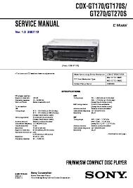 sony cdx gt61ui wiring diagram i need a sony cdx gt610ui wiring sony xplod wiring diagram at Sony Cdx Gt130 Wiring Diagram