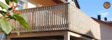 Arbeiten sie abschnittsweise und tragen sie die holzschutzfarbe in zwei arbeitsgängen auf (inkl. Brenter Balkone Alu Holz Glas Und Edelstahlgelander Direkt Ab Werk Home