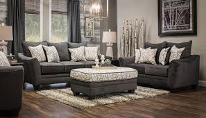Living Room Ottomans Waverly Seal Ottoman Home Zone Furniture Living Room