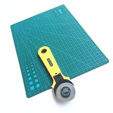 Wholesale High-End Tool For Fine Tailoring Quilting Supplies ... & Wholesale High-end Tool For Fine Tailoring Quilting Supplies Cutting Mat  And Round Knife Blade Adamdwight.com