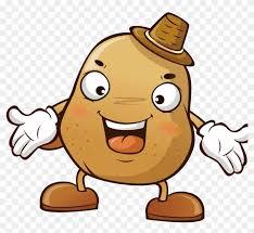 baked potato clip art. Simple Clip Baked Potato Sweet Vegetable Clip Art  Clipart Throughout