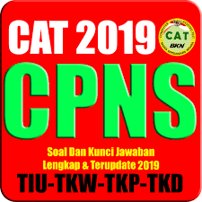 Dimana pada saat mengikuti skd ini anda akan dihadapkan dengan soal twk, tiu dan tkp. Soal Cat Cpns Terbaru 2019 2020 Cat Twk Tkp Tiu אפליקציות ×' Google Play