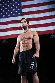 rich froning doesn t seem to think so in order to more closely replicate the crossfit games experience in his for a record shattering three peat