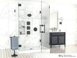 glass shower doors shower glass enclosures curved glass shower door