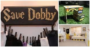 harry potter themed bedroom ideas diy
