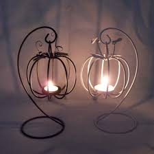 Darker Creative crafts birds shape Iron candlestick candle holders pumpkin  stand hanging crystal candleholder home decor gift | Home Decor Lab  Your  Home, ...
