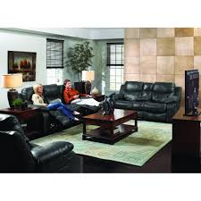 Leather Reclining Living Room Sets Catalina Living Room Reclining Sofa Loveseat 635 Living