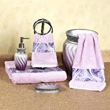 decorative bath towels purple. Purple Towel Set Mesmerizing Bathroom Theme Decor With Lilac Bath For Interesting . Decorative Towels