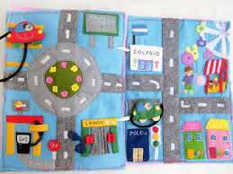incredible map and car page incredible quiet book page ideas she has a board just for quiet books