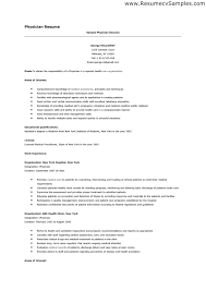 ... Homely Ideas Physician Resume 8 Physician Resume ...