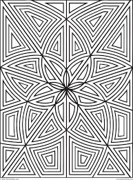 Coloring Pages Coloring Page Design Free Pages Of Geometric