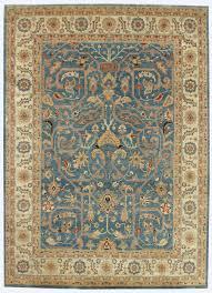 j32626 formal blue oriental rug