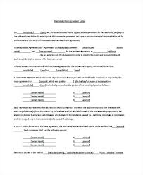 Installment Payment Agreement Template Example – Juegame