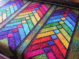 307 best Sewing images on Pinterest | Beautiful, Creative and Kid ... & Quilt Idea with a stained glass look! Creative Quilting by Debbie Stanton:  360 Shamrocks Adamdwight.com