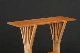 hall table furniture. Traditional Mortise; Contemporary, Modern Natural Design Entry Table Made From Solid Wood In Custom Sizes By Seth. 〉 Hall Furniture