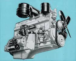 straight 8 engines buick 1949 engine
