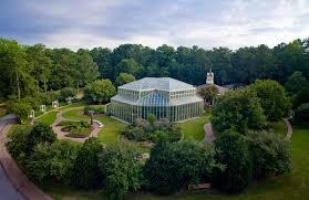 green house at callaway gardens