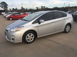 2010 Used Toyota Prius at Car Guys Serving Houston, TX, IID 15882393