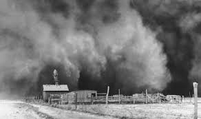 On This Day: Dust Storm Sweeps Across Great Plains