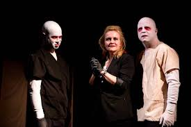 stagebuzz com the blood brothers present bedlam nightmares framework for the evening is losing patients by mac rogers which features more of the interactions between doctor queen and the blood brothers along