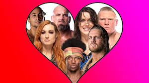 Wwe superstars during their childhood 2020 wwe superstars childhood photos. 16 Wwe Roh And Aew Valentine S Day Cards Wrestling Fans Will Appreciate Gamespot