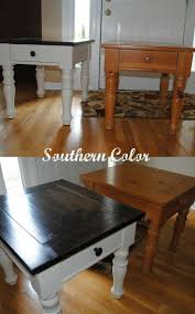 Wooden Side Table Best 25 Side Table Redo Ideas On Pinterest Restoration Vanity