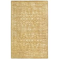 safavieh silk road ivory 6 ft x 9 ft area rug