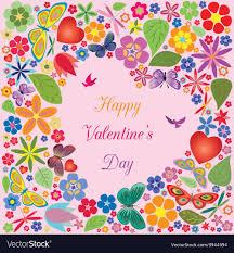 Valentines Invitations Valentines Day Invitations Design Royalty Free Vector Image