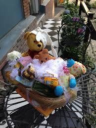 gift baskets overseas baby gift basket to lyon france giftbook your source