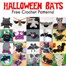Halloween Crochet Patterns Beauteous Free Halloween Bat Crochet Patterns HubPages