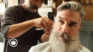 The Best Mens Haircut With Greg Berzinsky At Cut Grind Youtube