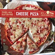 How To Make A Frozen Pizza Trader Joes Cauliflower Crust Cheese Pizza Popsugar Fitness