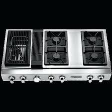 gas cooktop with downdraft. Jenn Air Gas Cooktop Downdraft Silver At Pacific Sales For . With