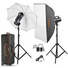<b>Godox GS400II</b> 2 Head Studio Kit ( E)