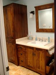 bathroom vanities albany ny. 60 Inch Marble Top Double Sink Rustic Bathroom Vanity With Matching Dual Wall Mirrors And Linen Vanities Albany Ny